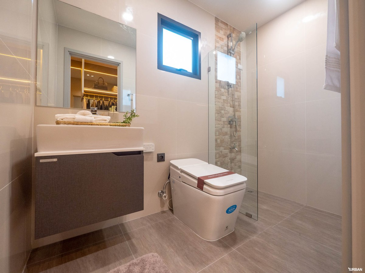 รีวิว URBANIO วิภาวดี-แจ้งวัฒนะ พรีเมียมทาวน์โฮม 3 ชั้นสุดสวย ใกล้สถานี Interchange เริ่ม 5.59 ล้าน จาก Ananda 80 - Premium