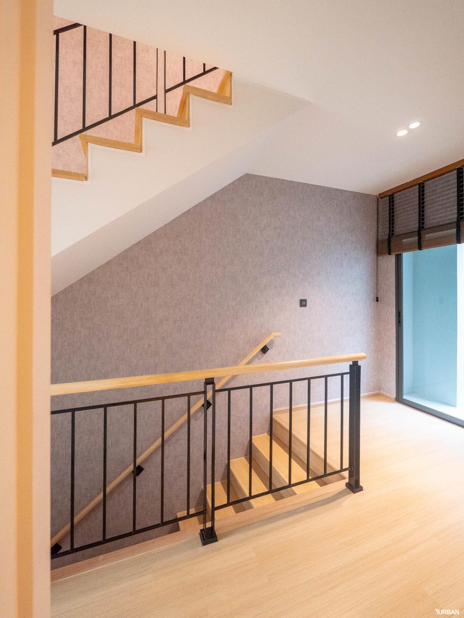 รีวิว URBANIO วิภาวดี-แจ้งวัฒนะ พรีเมียมทาวน์โฮม 3 ชั้นสุดสวย ใกล้สถานี Interchange เริ่ม 5.59 ล้าน จาก Ananda 19 - Premium