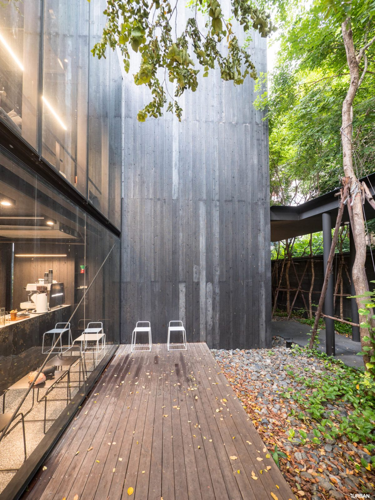 MODERNISM: ARCHITECT CAFE คาเฟ่ที่จะทำให้คุณได้ทึ่งพร้อมสัมผัสของจริงกับงานสถาปัตยกรรมสไตล์ modern 17 -