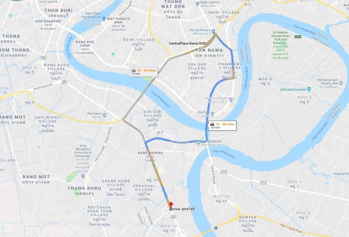 """สำรวจ """"สุขสวัสดิ์"""" ทำเลเยี่ยม ตอบโจทย์คนทำงานในเมืองสาทร-สีลม ที่อยากมี """"บ้าน"""" 30 - AP (Thailand) - เอพี (ไทยแลนด์)"""