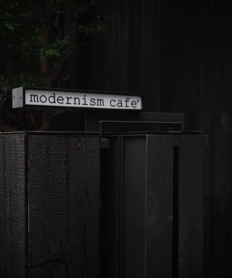 MODERNISM: ARCHITECT CAFE คาเฟ่ที่จะทำให้คุณได้ทึ่งพร้อมสัมผัสของจริงกับงานสถาปัตยกรรมสไตล์ modern 12 -