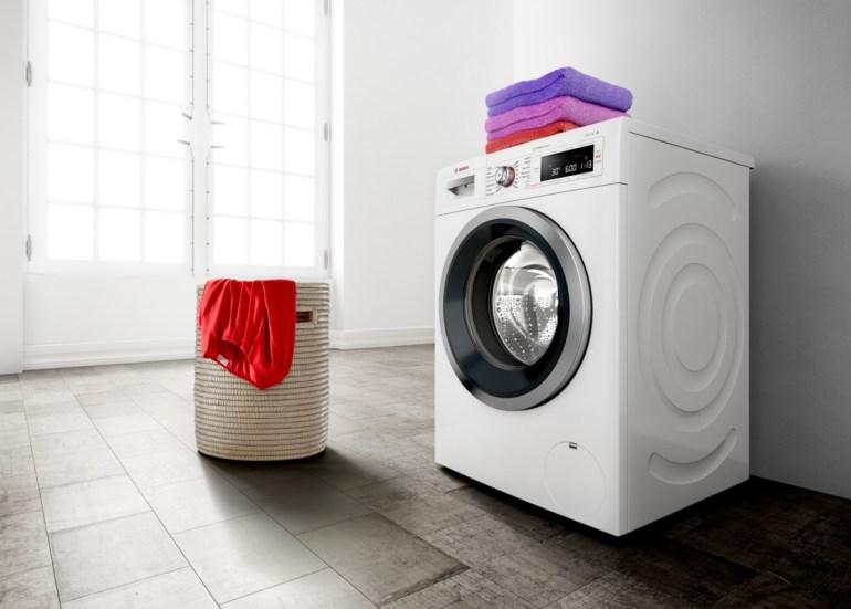 """BSH แนะนำเครื่องซักผ้าฝาหน้า """"บ๊อช"""" รุ่น WAW28740EU Series 8 13 -"""