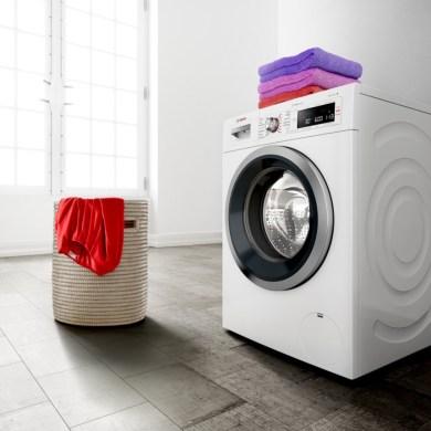 """BSH แนะนำเครื่องซักผ้าฝาหน้า """"บ๊อช"""" รุ่น WAW28740EU Series 8 16 -"""