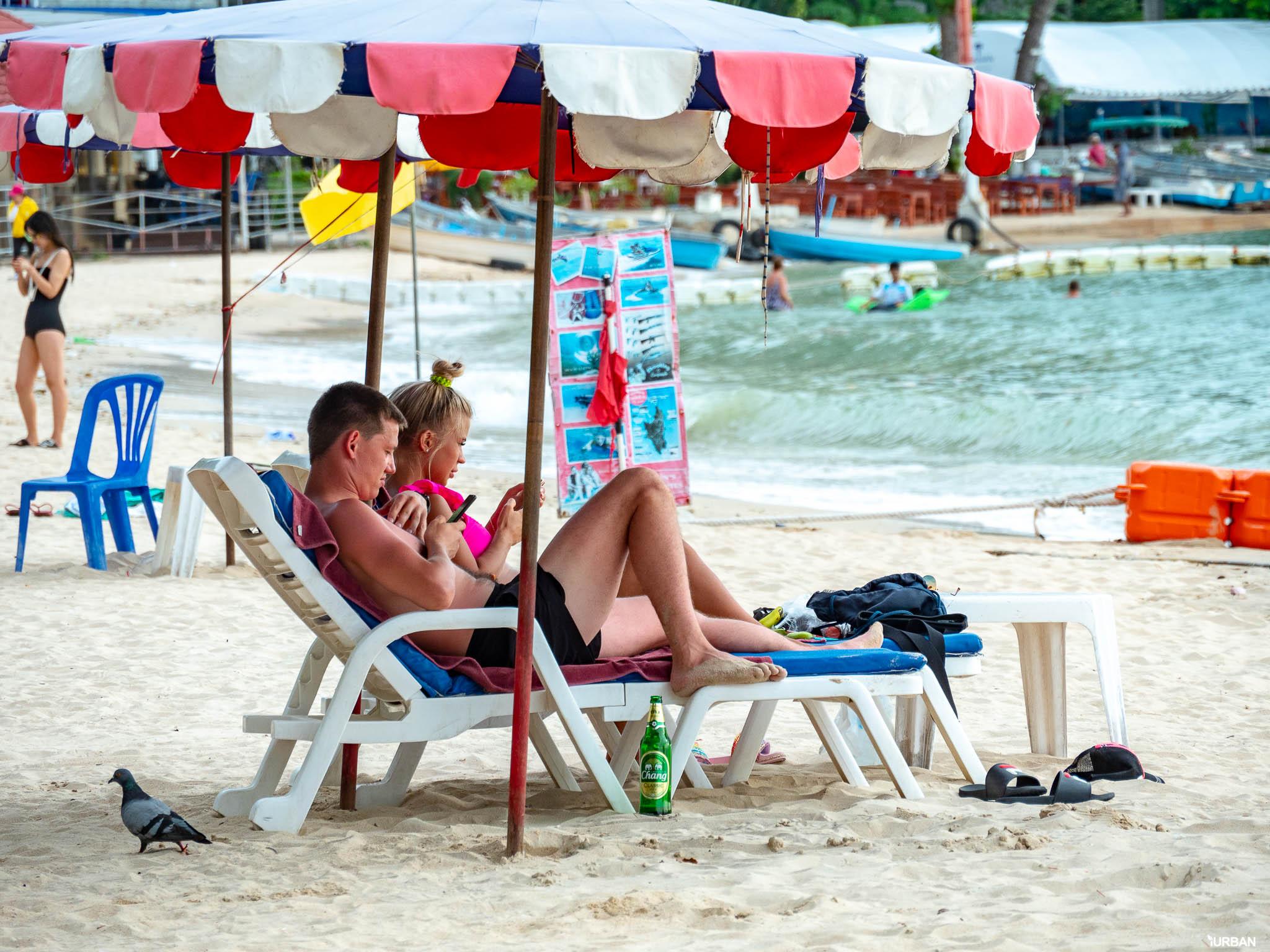 7 ชายหาดทะเลพัทยา ที่ยังสวยสะอาดน่าเที่ยวใกล้กรุงเทพ ไม่ต้องหนีร้อนไปไกล ก็พักได้ ชิลๆ 174 - Beach