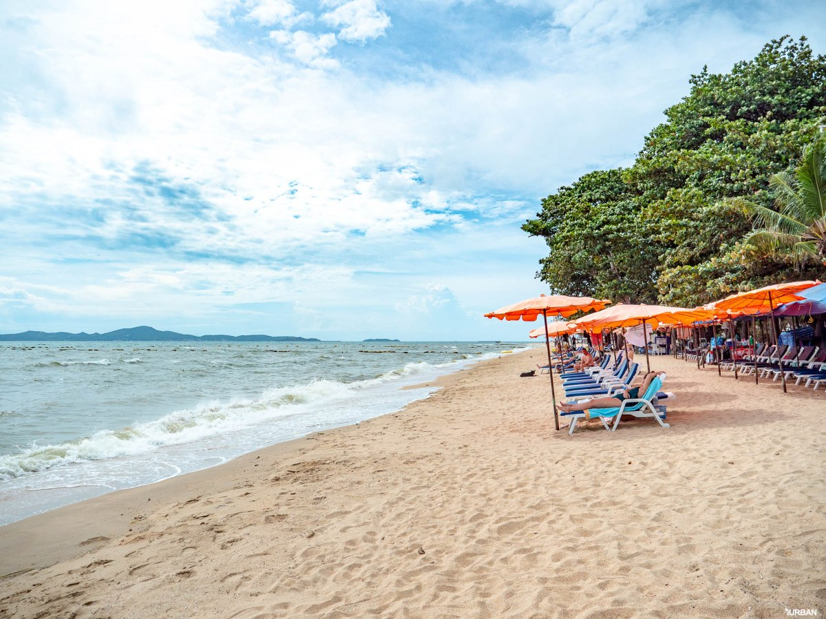 7 ชายหาดทะเลพัทยา ที่ยังสวยสะอาดน่าเที่ยวใกล้กรุงเทพ ไม่ต้องหนีร้อนไปไกล ก็พักได้ ชิลๆ 140 - Beach