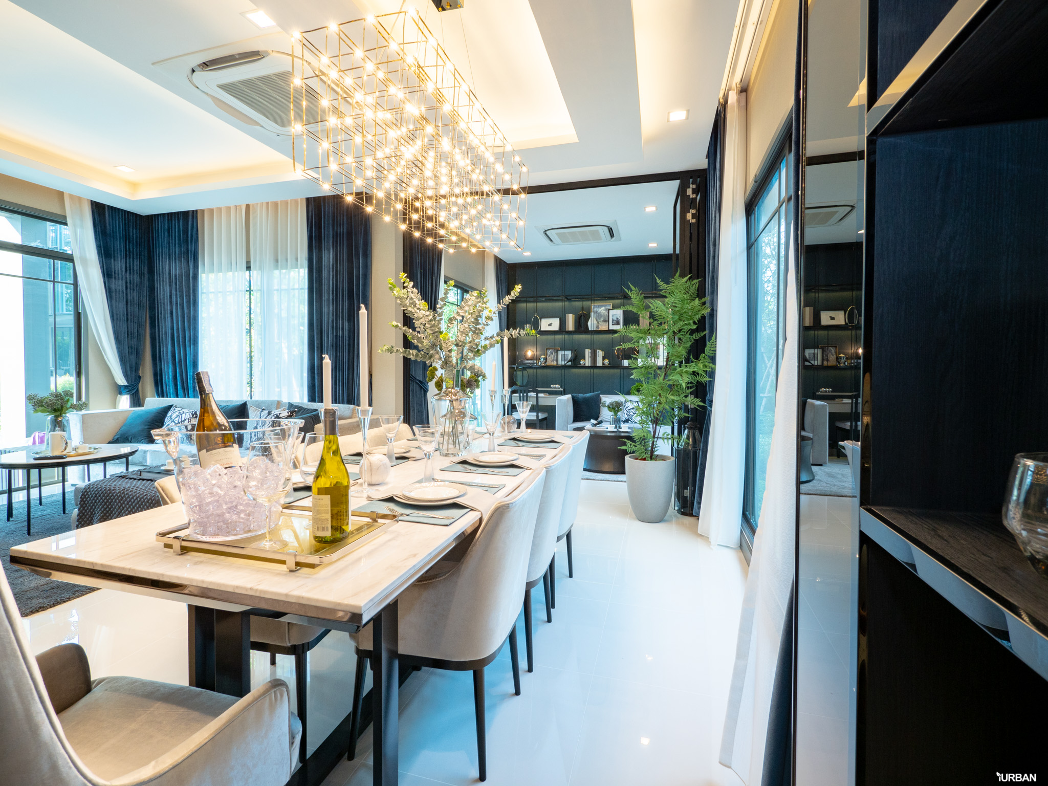 รีวิว บางกอก บูเลอวาร์ด รามอินทรา-เสรีไทย 2 <br>บ้านเดี่ยวสไตล์ Luxury Nordic เพียง 77 ครอบครัว</br> 85 - Boulevard