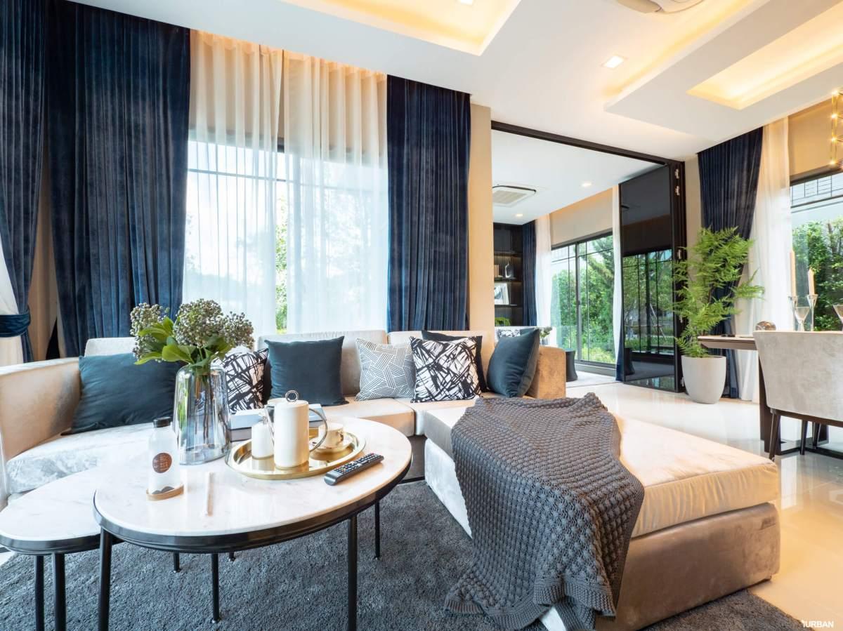 รีวิว บางกอก บูเลอวาร์ด รามอินทรา-เสรีไทย 2 <br>บ้านเดี่ยวสไตล์ Luxury Nordic เพียง 77 ครอบครัว</br> 79 - Boulevard