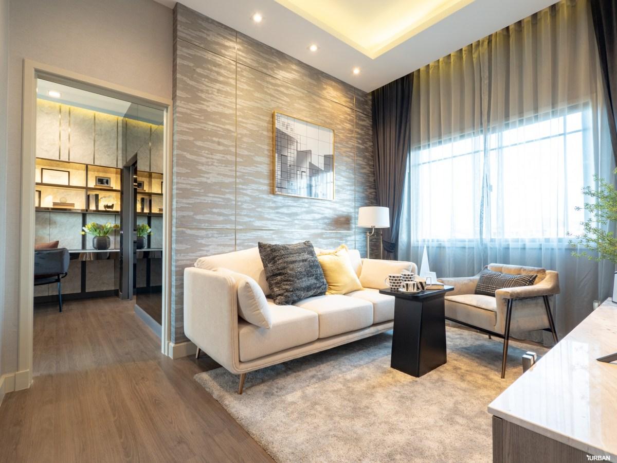 รีวิว บางกอก บูเลอวาร์ด รามอินทรา-เสรีไทย 2 <br>บ้านเดี่ยวสไตล์ Luxury Nordic เพียง 77 ครอบครัว</br> 47 - Boulevard
