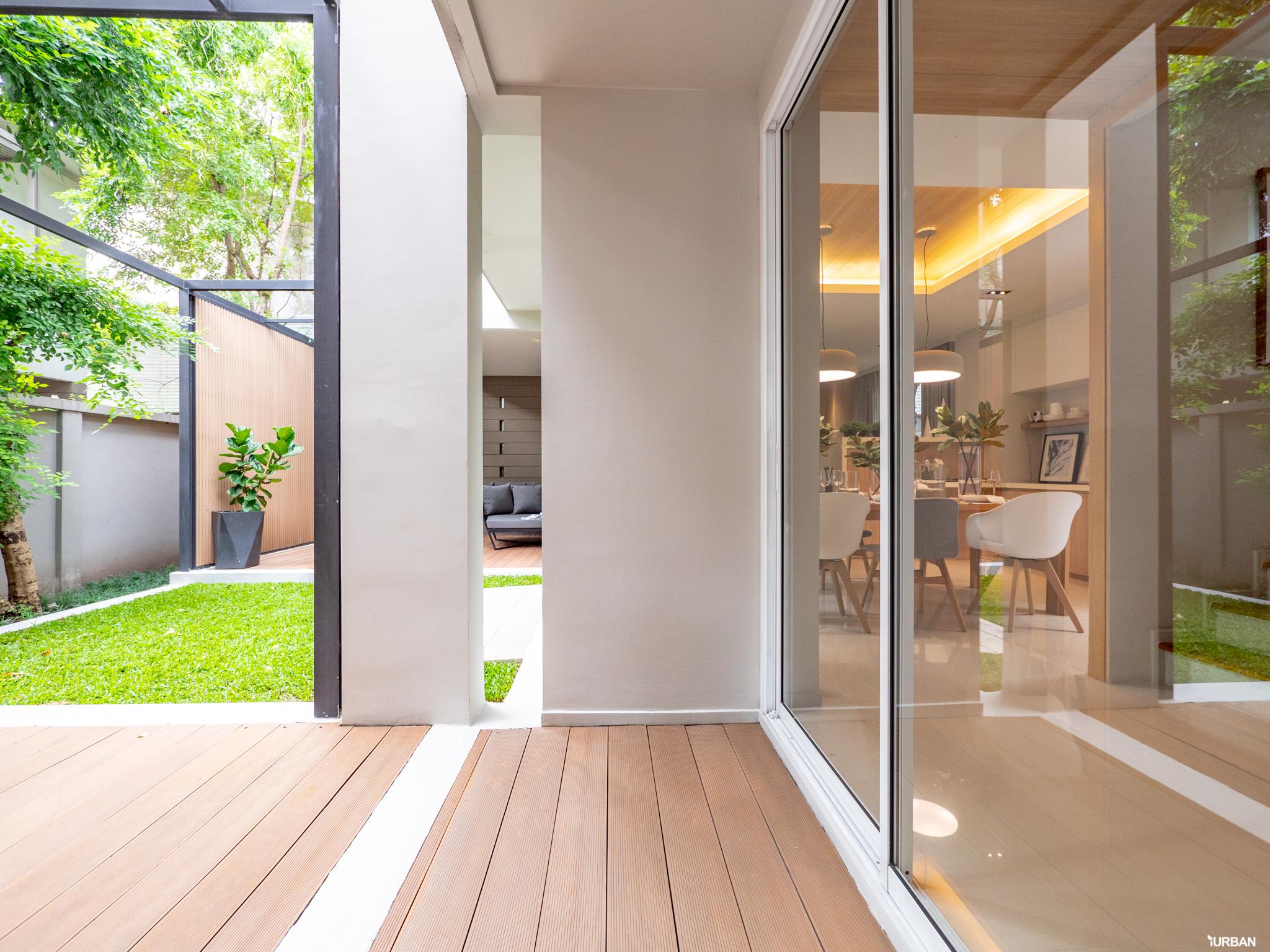 รีวิว บารานี พาร์ค ศรีนครินทร์-ร่มเกล้า บ้านสไตล์ Courtyard House ของไทยที่ได้รางวัลสถาปัตยกรรม 76 - Baranee Park
