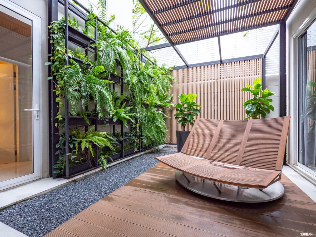รีวิว บารานี พาร์ค ศรีนครินทร์-ร่มเกล้า บ้านสไตล์ Courtyard House ของไทยที่ได้รางวัลสถาปัตยกรรม 121 - Baranee Park