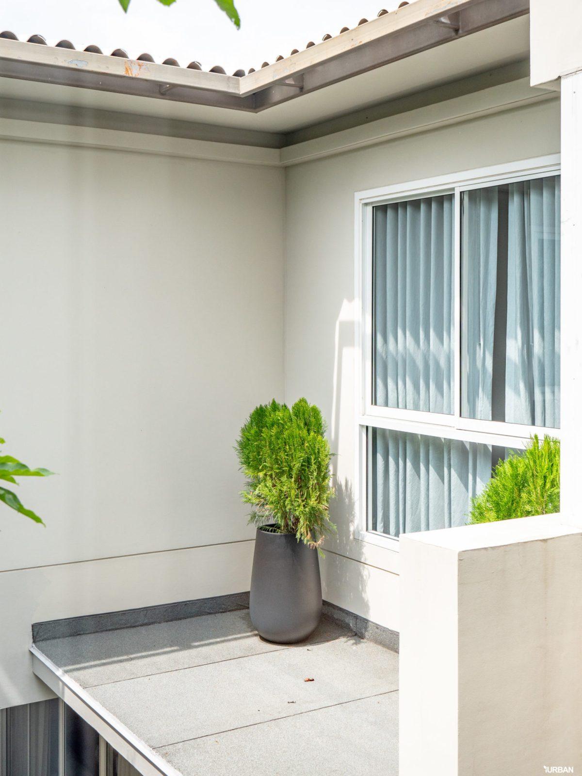 รีวิว บารานี พาร์ค ศรีนครินทร์-ร่มเกล้า บ้านสไตล์ Courtyard House ของไทยที่ได้รางวัลสถาปัตยกรรม 44 - Baranee Park