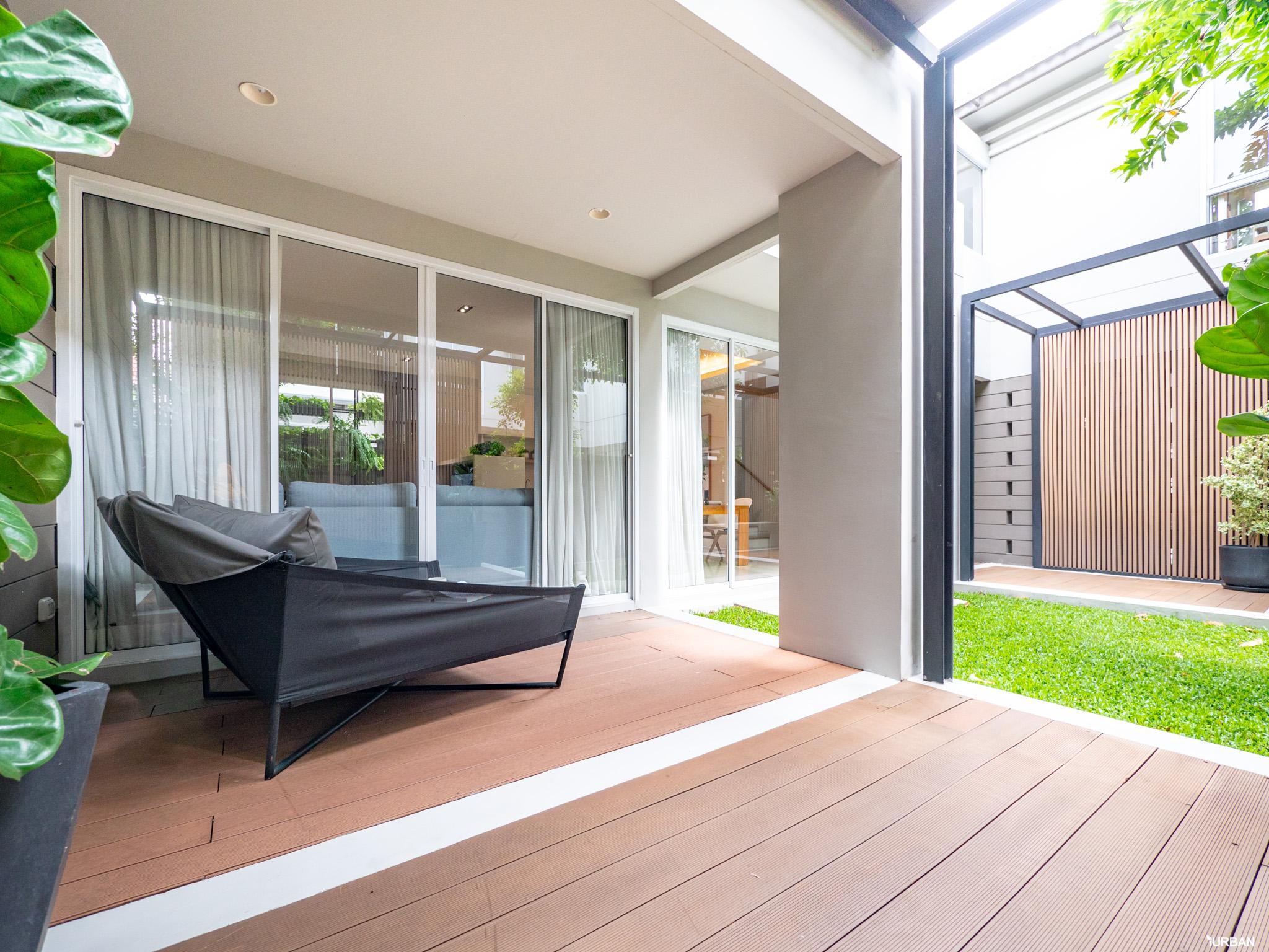 รีวิว บารานี พาร์ค ศรีนครินทร์-ร่มเกล้า บ้านสไตล์ Courtyard House ของไทยที่ได้รางวัลสถาปัตยกรรม 68 - Baranee Park