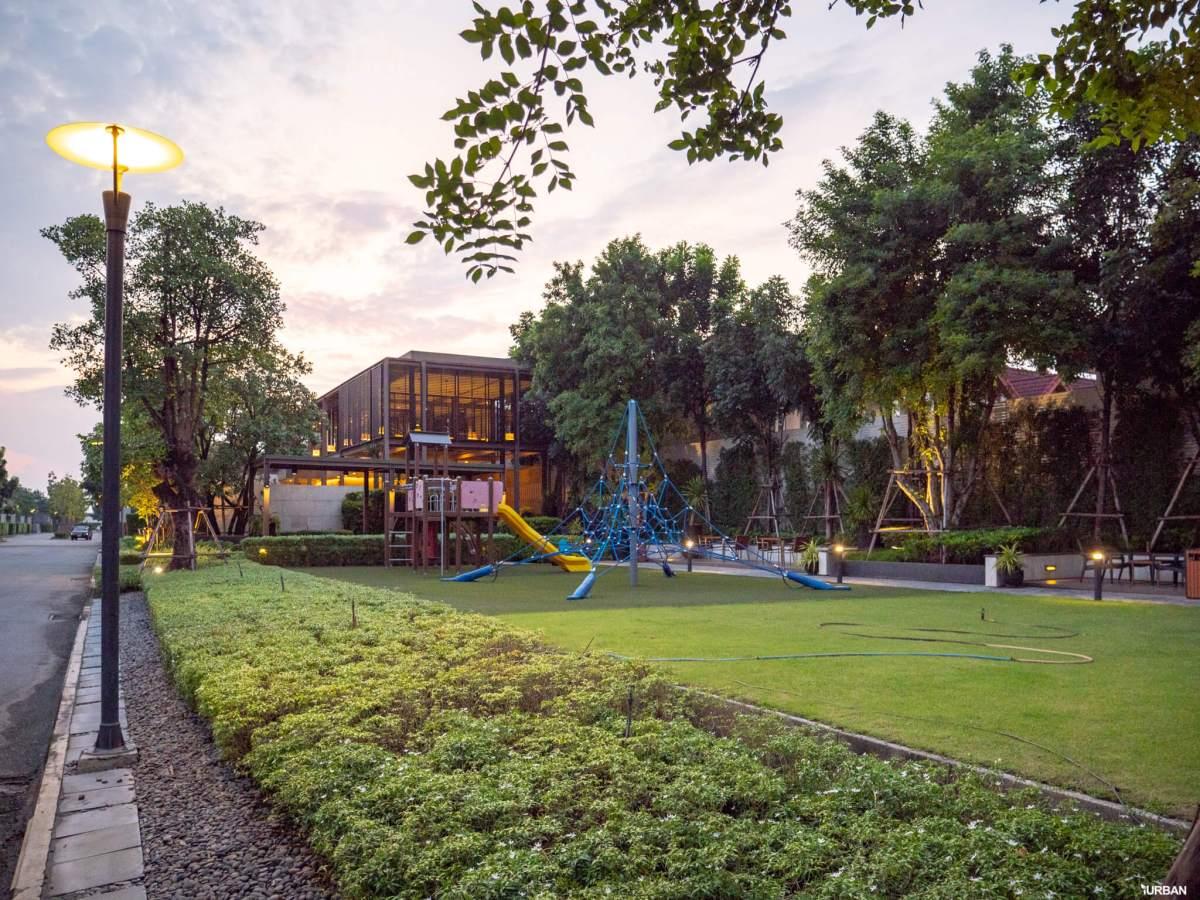 รีวิว บารานี พาร์ค ศรีนครินทร์-ร่มเกล้า บ้านสไตล์ Courtyard House ของไทยที่ได้รางวัลสถาปัตยกรรม 33 - Baranee Park