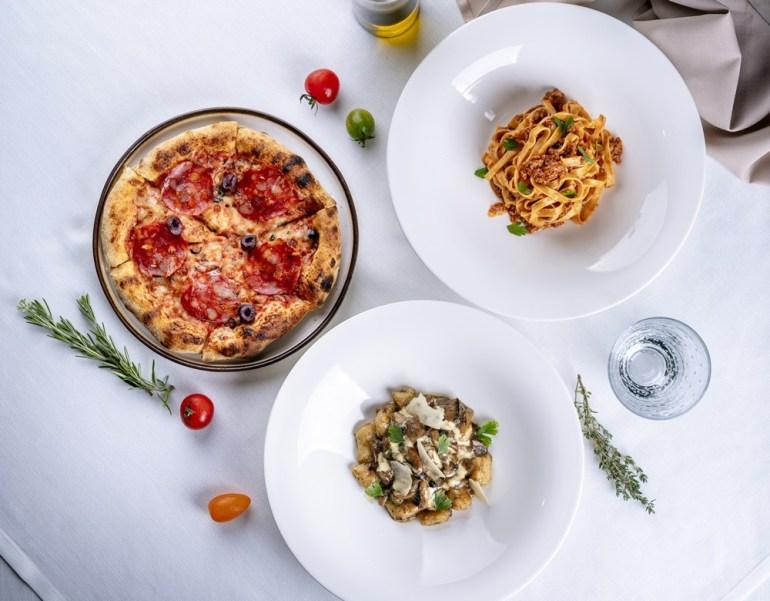ใหม่ เซตเมนูอาหารอิตาเลี่ยนมื้อกลางวันสำหรับกลางฤดูใบไม้ร่วง ที่ เมดิชี่ คิทเช่น แอนด์ บาร์ 13 -
