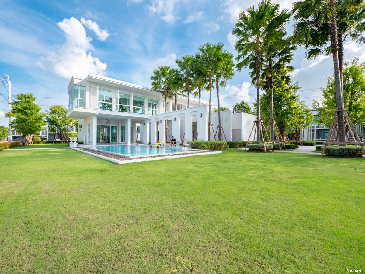 รีวิวทาวน์โฮม Pleno ปิ่นเกล้า - จรัญฯ การออกแบบที่ดีมากทั้งในบ้านและส่วนกลางที่ให้เกินราคา 20 - AP (Thailand) - เอพี (ไทยแลนด์)
