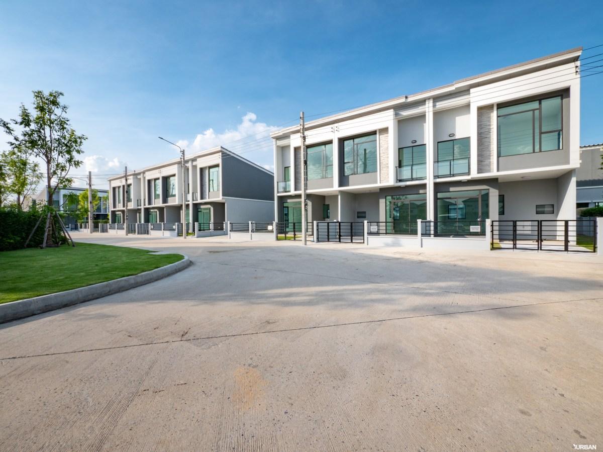 รีวิวทาวน์โฮม Pleno ปิ่นเกล้า - จรัญฯ การออกแบบที่ดีมากทั้งในบ้านและส่วนกลางที่ให้เกินราคา 34 - AP (Thailand) - เอพี (ไทยแลนด์)