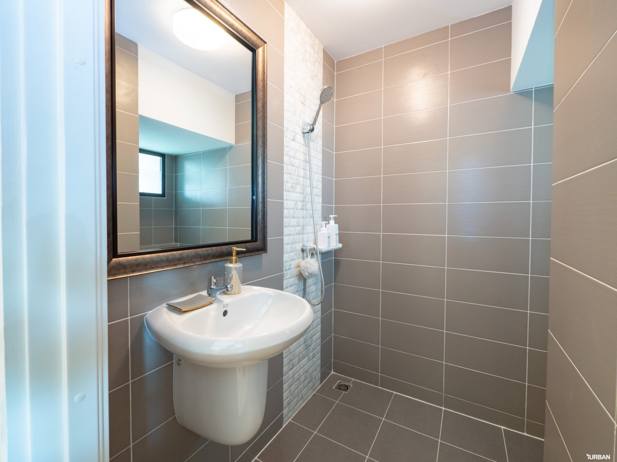 รีวิวทาวน์โฮม Pleno ปิ่นเกล้า - จรัญฯ การออกแบบที่ดีมากทั้งในบ้านและส่วนกลางที่ให้เกินราคา 57 - AP (Thailand) - เอพี (ไทยแลนด์)