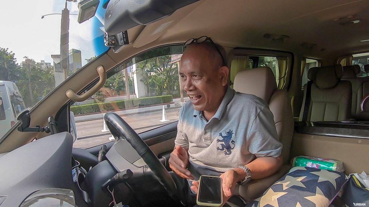 GrabCar Premium ทำเงินไม่ใช่เล่น! สัมภาษณ์สด 3 คนขับจริงแบบไม่ตั้งตัวบน Camry, Teana และ Starex! 17 - driver