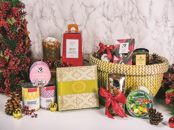 Festive Hamper 2019 Grand Hyatt Erawan Bangkok (15Nov-31Dec) 13 -