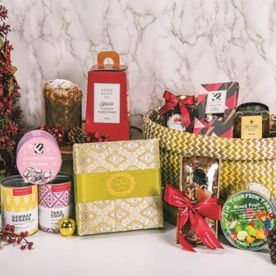 Festive Hamper 2019 Grand Hyatt Erawan Bangkok (15Nov-31Dec) 15 -