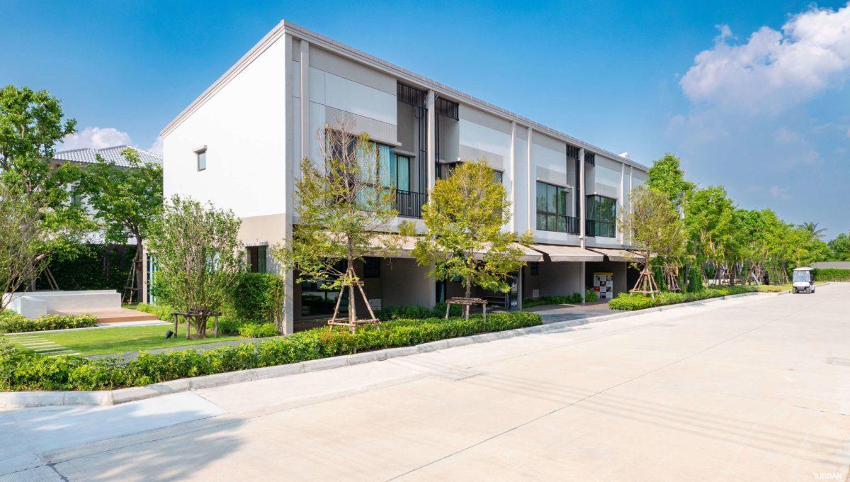รีวิว Grande Pleno ราชพฤกษ์ บ้านทาวน์โฮมไซส์พอดี ทำเลดี ส่วนกลางดี ราคาก็ดี พอดีไปหมด 16 - AP (Thailand) - เอพี (ไทยแลนด์)
