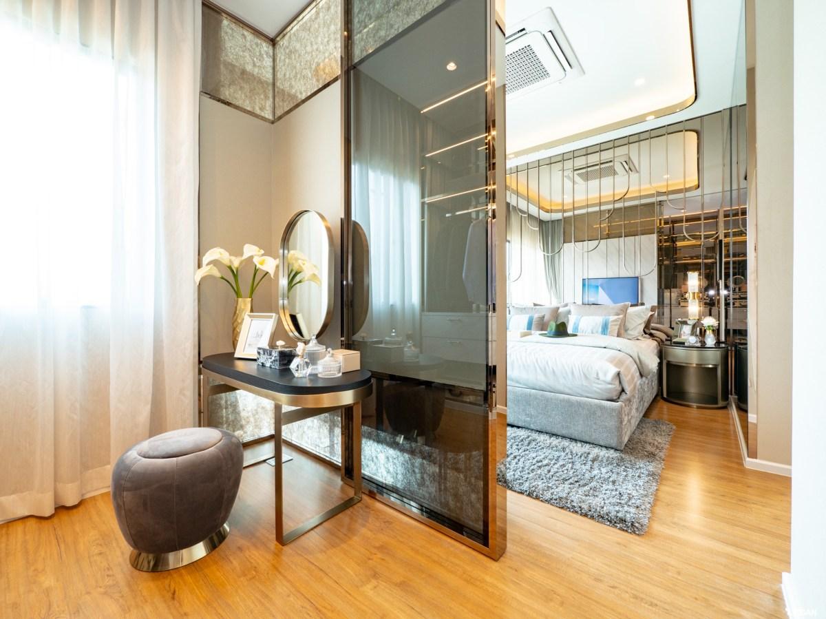 รีวิว Grande Pleno ราชพฤกษ์ บ้านทาวน์โฮมไซส์พอดี ทำเลดี ส่วนกลางดี ราคาก็ดี พอดีไปหมด 55 - AP (Thailand) - เอพี (ไทยแลนด์)