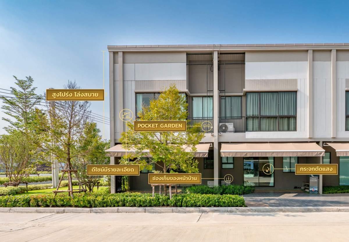 รีวิว Grande Pleno ราชพฤกษ์ บ้านที่พอดี ส่วนกลางพรีเมียม เริ่ม 2.39 ล้าน 76 - AP (Thailand) - เอพี (ไทยแลนด์)