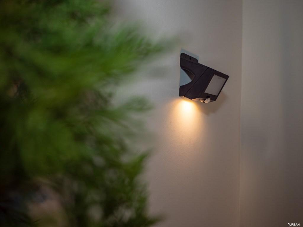 รีวิว 3 โคมไฟพลังงานแสงอาทิตย์ LAMPTAN LED SOLAR SMART SENSOR พร้อมฟังก์ชันใหม่ 2020 43 - cover