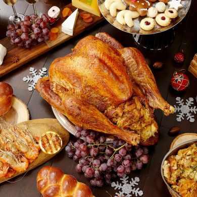 ฉลองวันคริสต์มาสสุดพิเศษ... กับไลน์บุฟเฟ่ต์สุดอลังการ! ณ ห้องอาหารบุฟเฟ่ต์นานาชาติปทุมมาศ โรงแรม เดอะ สุโกศล กรุงเทพ 24 และ 25 ธันวาคม 2562 15 -