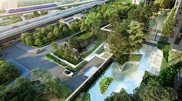 Life Sathorn Sierra คอนโดที่ออกแบบส่วนกลาง 5 ไร่ จาก 6 ธรรมชาติสุดสวยทั่วโลก 22 - AP (Thailand) - เอพี (ไทยแลนด์)