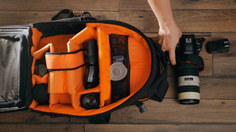 เลือกกระเป๋ากล้องยังไงให้เหมาะกับไลฟ์สไตล์อาชีพช่างภาพ 13 -