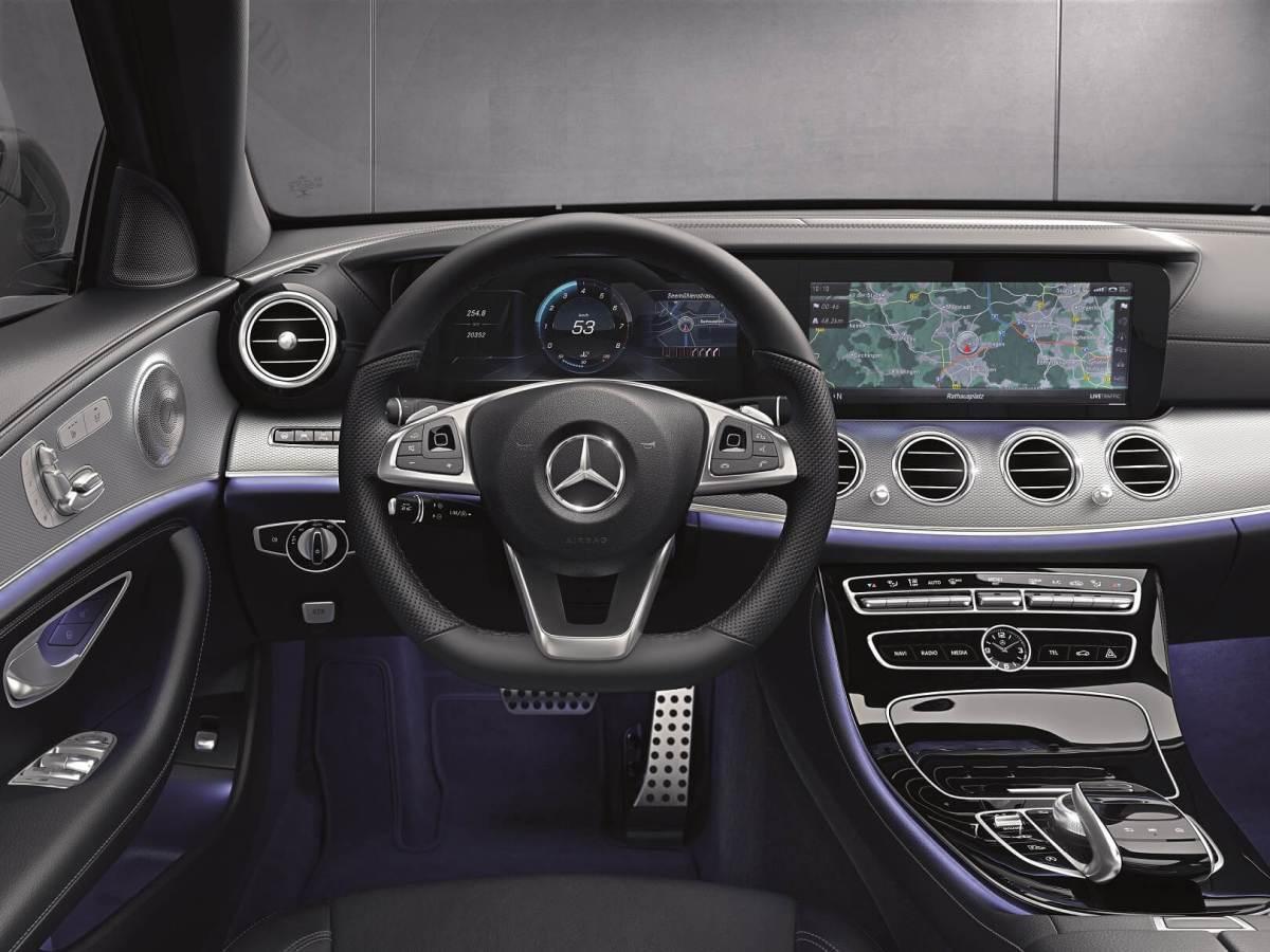 เมอร์เซเดส-เบนซ์ส่งรถยนต์ใหม่ 3 รุ่น ลุยสร้างความคึกคักให้ตลาดรถยนต์รับปี 2020 27 -