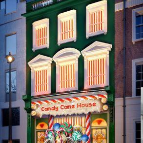 Booking.com เปิดตัว Candy Cane House ที่พักที่หวานที่สุดเท่าที่เคยมีมา 16 - Booking.com