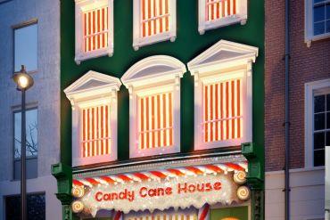 Booking.com เปิดตัว Candy Cane House ที่พักที่หวานที่สุดเท่าที่เคยมีมา 15 - Hotel