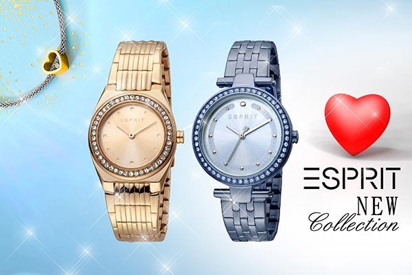 เอสปรี นาฬิกาคอลเลคชั่นใหม่ รับเทศกาลวาเลนไทน์ 13 -