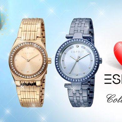 เอสปรี นาฬิกาคอลเลคชั่นใหม่ รับเทศกาลวาเลนไทน์ 14 -