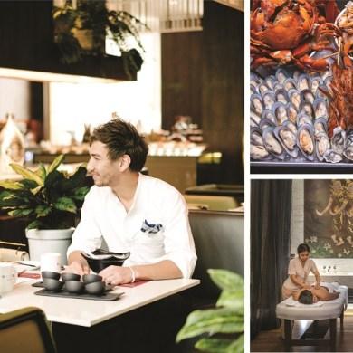 โปรโมชั่นงานไทยเที่ยวไทย ครั้งที่ 54 โรงแรมพูลแมน คิง เพาเวอร์ กรุงเทพ 16 -