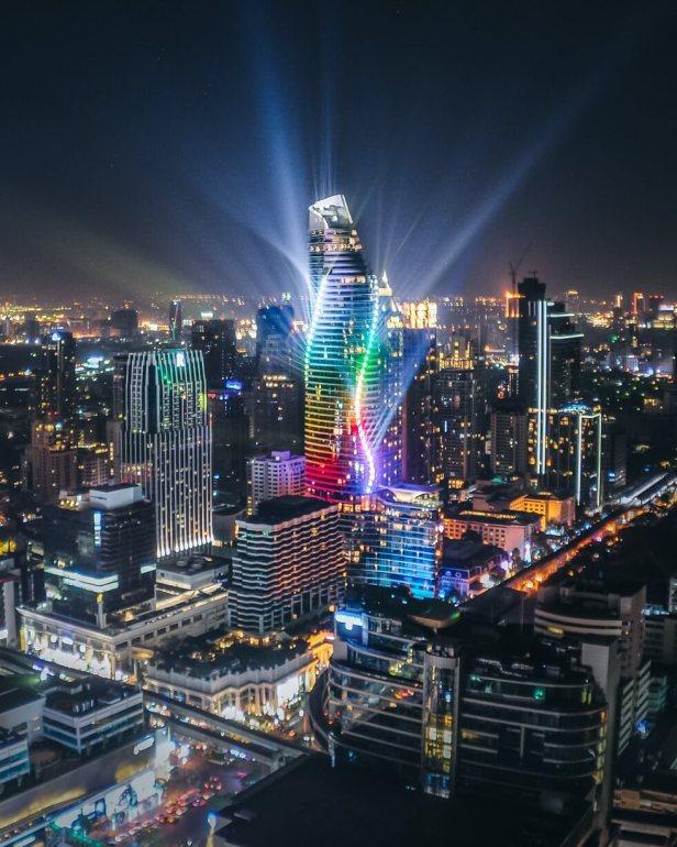 ภาพถ่ายชนะเลิศ Beautiful Bangkok 2020: A Blossom of Happiness จัดโดย MQDC ร่วมกับ ททท. และ RSTA 14 - MQDC