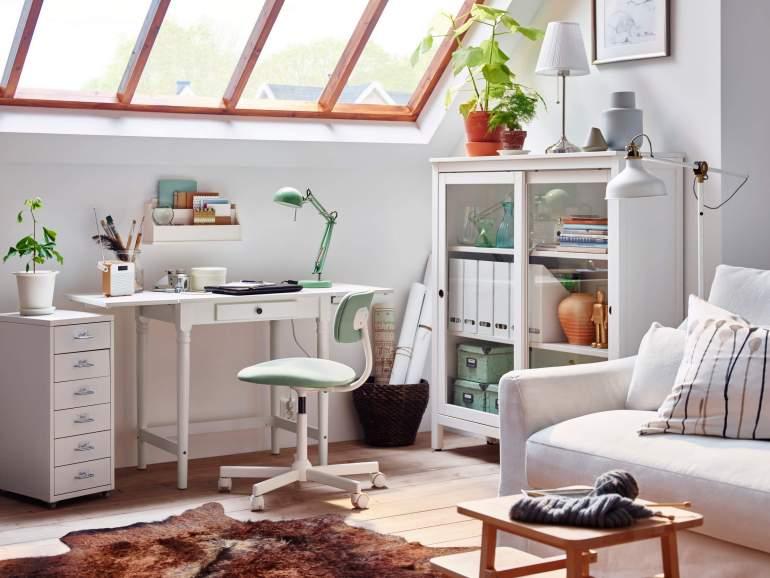 ไอเดียจัดพื้นที่ทำงานในบ้านให้ Work From Home แบบมีประสิทธิภาพ 30 - IKEA (อิเกีย)