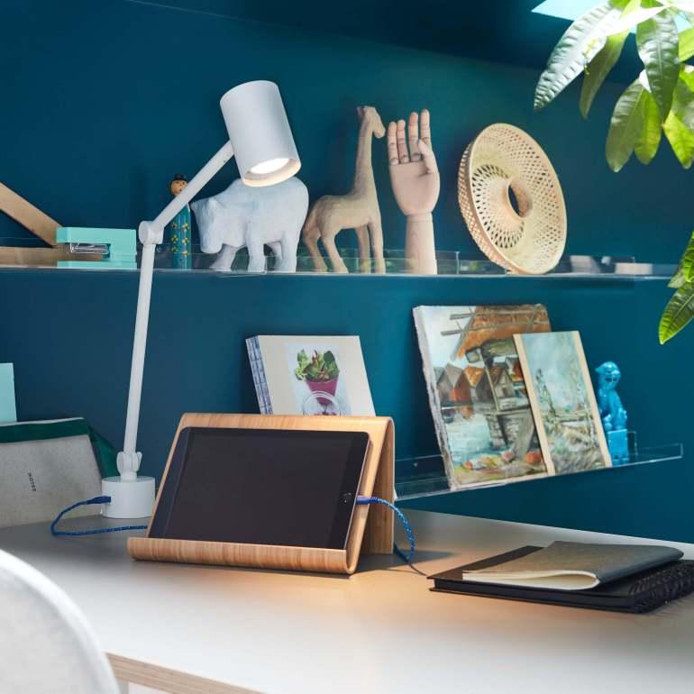 ไอเดียจัดพื้นที่ทำงานในบ้านให้ Work From Home แบบมีประสิทธิภาพ 27 - IKEA (อิเกีย)