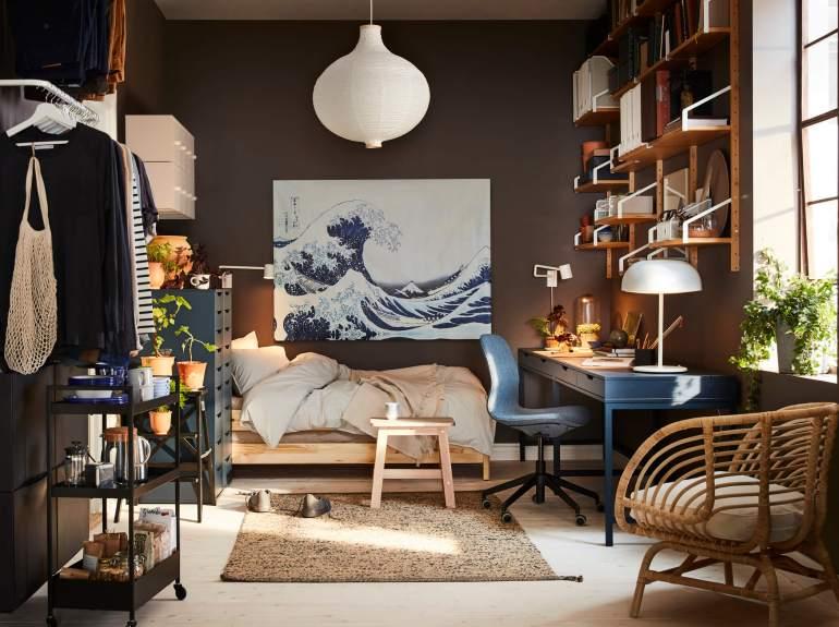 ไอเดียจัดพื้นที่ทำงานในบ้านให้ Work From Home แบบมีประสิทธิภาพ 14 - IKEA (อิเกีย)