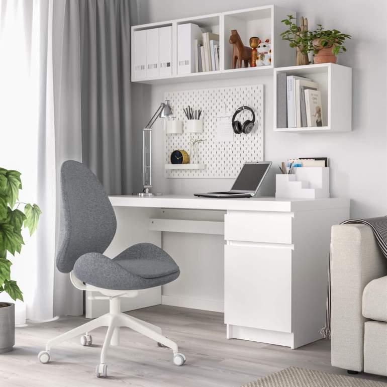 ไอเดียจัดพื้นที่ทำงานในบ้านให้ Work From Home แบบมีประสิทธิภาพ 17 - IKEA (อิเกีย)