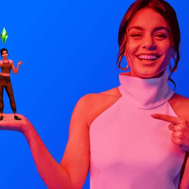 The Sims และ วาเนสซา ฮัดเจนส์ ฉลองครบรอบ 20 ปีแห่งการเป็นเกมจำลองชีวิต 16 -