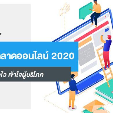 5 เทรนด์การตลาดออนไลน์ 2020 รู้แล้วปัง! 14 -