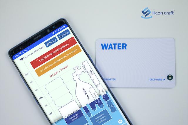 ซิลิคอน คราฟท์ เทคโนโลยี ผุดนวัตกรรมการ์ดตรวจคุณภาพน้ำบริโภคอัจริยะแบบพกพา 13 -