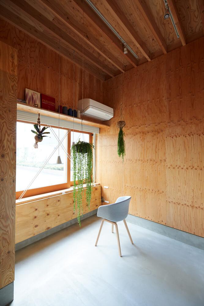 บ้านกล่องนม Milk Carton House ณ Tokyo หน้ากว้างเพียง 3.5 เมตร แต่สเปซภายในครบครัน 25 - Akihide MISHIMA