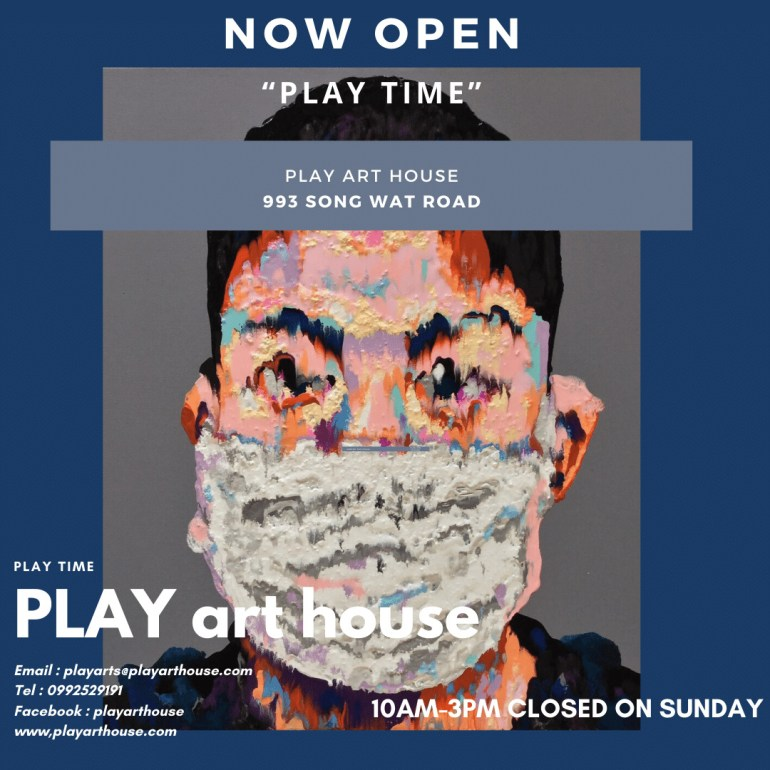 PLAY TIME at PLAY art house 13 -