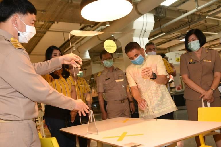 อิเกีย ต้อนรับนักช้อปคนรักบ้าน อุ่นใจด้วยมาตรการดูแลความปลอดภัยในการช้อปปิ้งเต็มรูปแบบ 17 - IKEA (อิเกีย)
