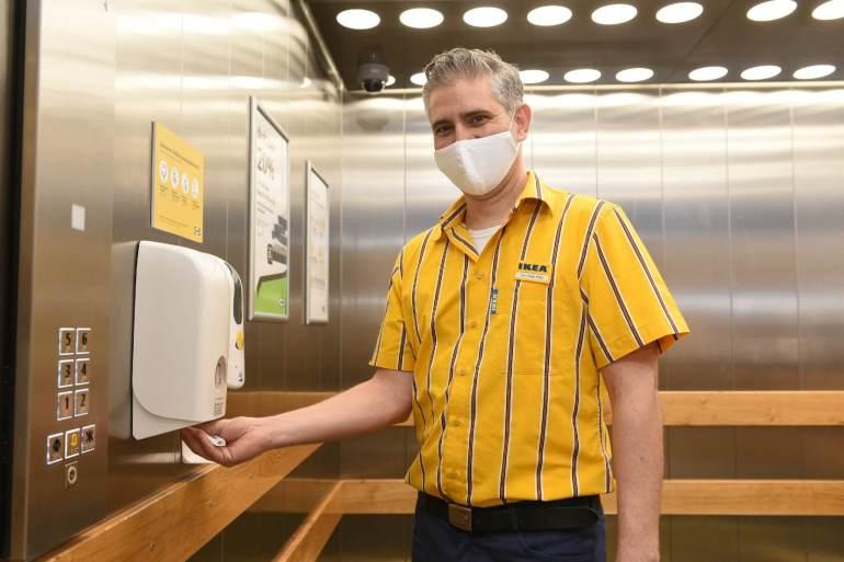 อิเกีย ต้อนรับนักช้อปคนรักบ้าน อุ่นใจด้วยมาตรการดูแลความปลอดภัยในการช้อปปิ้งเต็มรูปแบบ 22 - IKEA (อิเกีย)