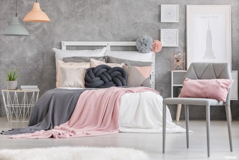 ไอเดียการแต่งห้องนอนให้มีสีสันเบาๆ ด้วยโทนสีพาสเทล Pastel 22 - Design